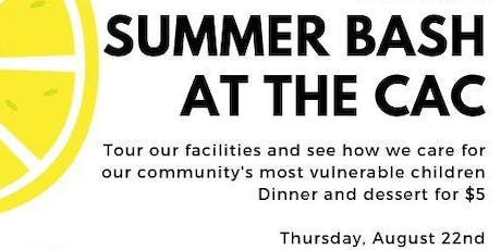 Summer Bash at the Child Advocacy Center of Oswego County tickets