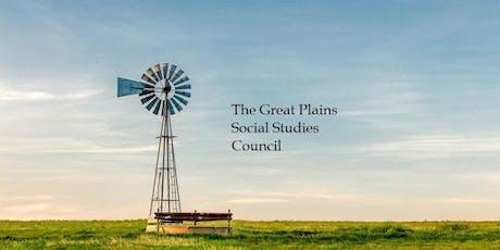 Great Plains Social Studies Council 2019 Workshop tickets