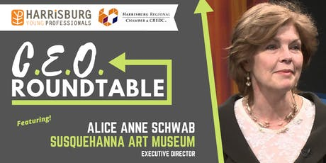 CEO Roundtable: Alice Anne Schwab tickets
