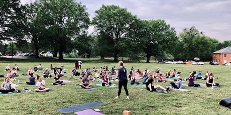 Get Fit at Dix - Yoga in the Park tickets