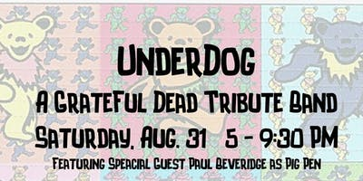 Underdog - A Grateful Dead Tribute Band
