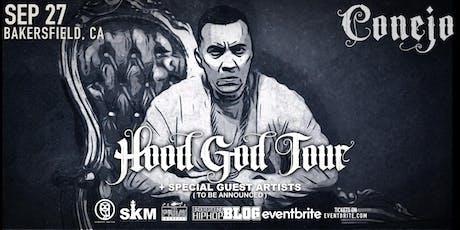 Conejo Kern County Hood God Tour tickets