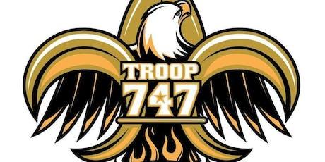 Troop 747 Merit Badge Day October 2019 tickets