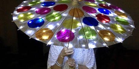 Atlanta BeltLine Lantern Parade Workshop - Illuminated Parasols tickets