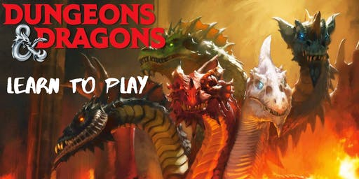 Learn to Play: Dungeons and Dragons