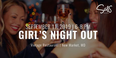 Sass Girl's Night Out tickets