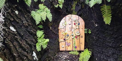 Create your Own Fairy Door - ages 5 - 12