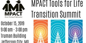 11th Annual MPACT Tools for Life Transition Summit 2019