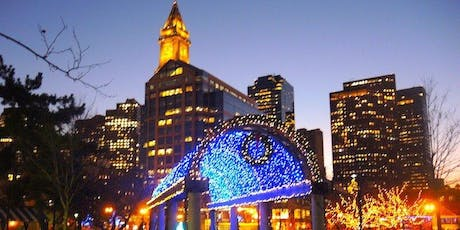 The Holiday Boston Business Networking Event w/ Mass Professional Networking tickets