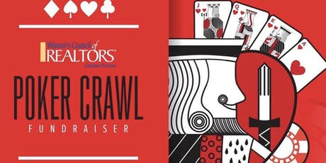 Women's Council of Realtor's - POKER CRAWL   tickets