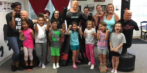 Children's Self Defense - Kidz Tough