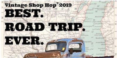 Vintage Shop Hop Stop at JJ BLINKERS Joke, Magic & Costume Shop!