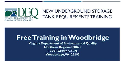 Underground Storage Tank Regulation Training - Woodbridge