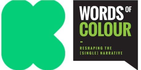 Kickstarter x Words of Colour: Creative Bristol tickets
