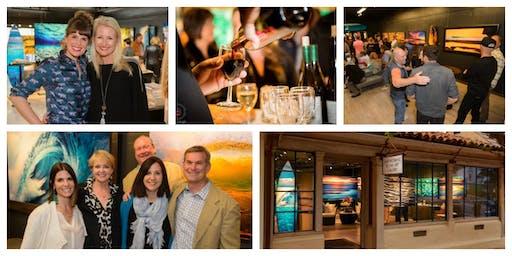Concours Art & Wine Tasting Weekend