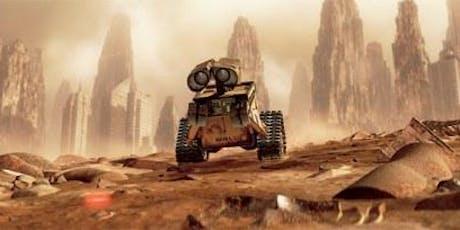 Free movie night feat WALL-E (Edmonton MCR) tickets