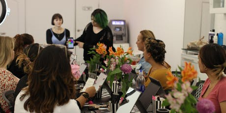"""Get Ready With Me"" Makeup Class tickets"