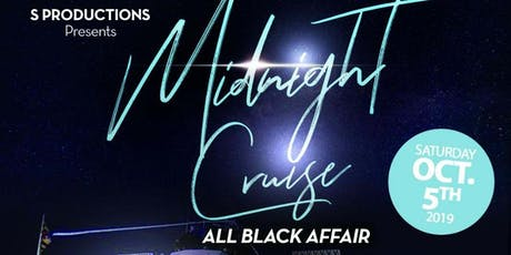 S Productions Presents - An All Black Affair on the Inner Harbor Spirit of Baltimore tickets