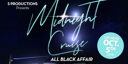 S Productions Presents - An All Black Affair on the Inner Harbor Spirit of Baltimore