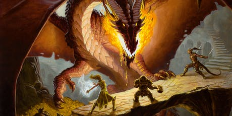 Red Castle Games Learn to Play D&D tickets