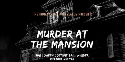 Murder at the Mansion: Halloween Costume Ball