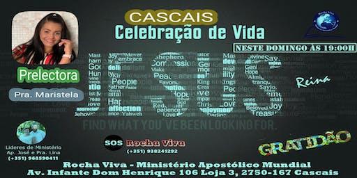 CLIQUE AQUI - CONVITE - dias 3 (Sáb.) e 4 (Dom.) de Agosto 2019 - Rocha Viva Cascais