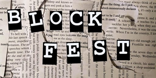 Infinite Poetry at Block Fest