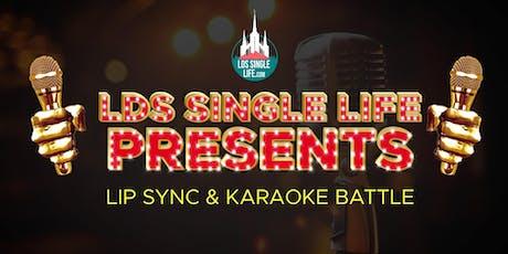 Lip Sync Battle of the Bands & Karaoke Night tickets