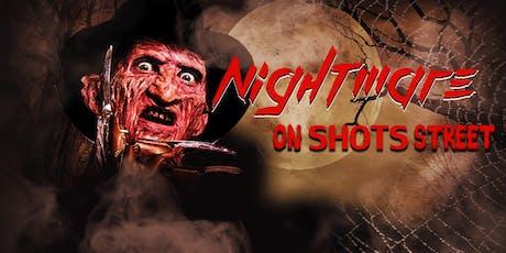 Halloween on SHOTS Street  - Wynwood tickets