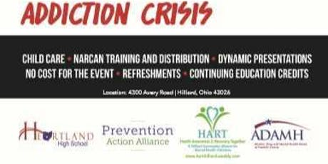 Confronting the Addiction Crisis tickets