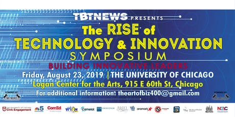 The Rise of Technology & Innovation Symposium (Tech Symposium) tickets