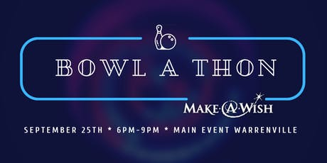 Bowling for Wishes: A Bowl-a-thon for Make a Wish Illinois tickets
