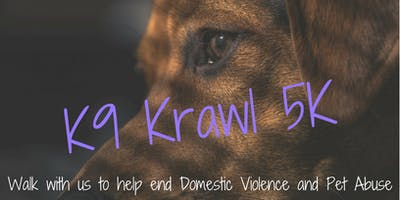 2019 K9 Krawl 5K--Fairfax County Police Department