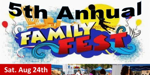 5th Annual Family Empowerment Program Family Fest