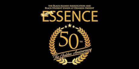 Black Alumni Association Reunion and Black Student Union 50th Celebration tickets