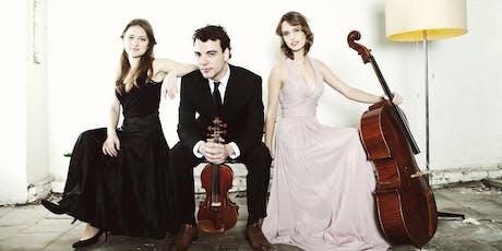 Delta Piano Trio tickets
