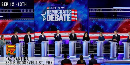 Democratic Debate - Third Round