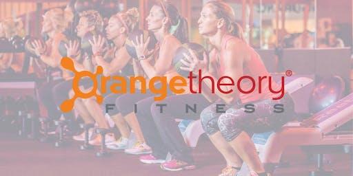 Orangetheory Fitness x lululemon