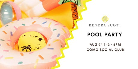 Kendra Scott Pool Party tickets