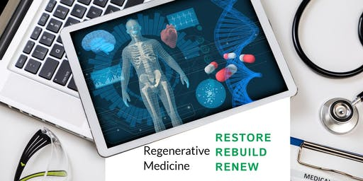 8/30/19 - Free Seminar - Treating Joint Pain with Regenerative Medicine