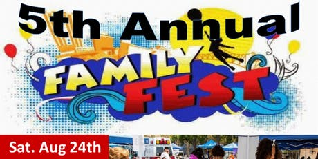 5th Annual Family Empowerment Program Family Fest tickets