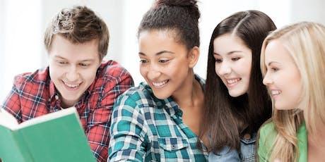 Teen Advisory Board (TAB) Meeting tickets
