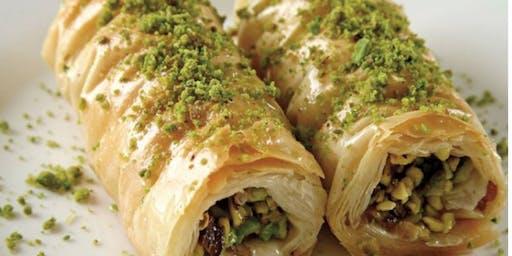 Sabeel Center presents Halal Cooking Classes - Turkish Cuisine