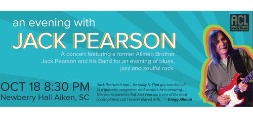 An Evening With Jack Pearson