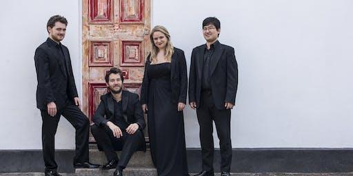 Piatti Quartet & Simon Callaghan