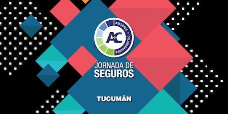 Jornada de Seguros A+C Tucumán 2019 entradas
