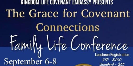 The Grace for Covenant Connections Family Life Conference