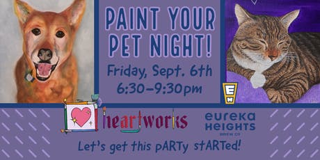 Paint your Pet Night! tickets