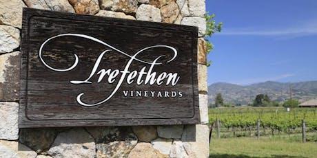 Trefethen + Fairlane Wine Dinner tickets