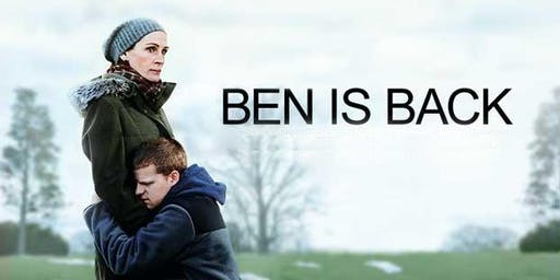SpiritWorks Foundation Presents a Screening of the Film: Ben is Back